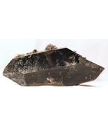 #0075 Quartz - Arkansas -- Dark Smokey Quartz! Double Terminated - $50.00