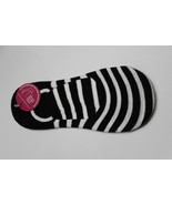 NEW Women's Charter Club Striped Liner Socks One Pair Pack 9-11 - $10.68