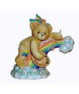 You Color my Rainbow Cherished Teddies Ellen Figurine - $7.95