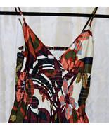 SPAGHETTI  STRAP Dress by Xhilaration Size Small Shirred Elastic Bodice  - $6.95
