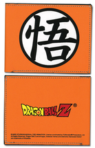 Dragon Ball Z Goku Symbol Wallet GE61020 NEW! - $19.99