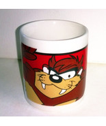 TAZ Porcelain Coffee Mug Cup 1993 - $5.00