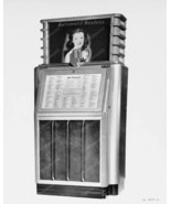AMI Automatic Hostess Scopitone Jukebox 1941 Vintage 8x10 Reprint Of Old... - $18.97