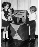 Boxino Children's 1960's Jukebox 8x10 Reprint Of Old Photo - $20.10