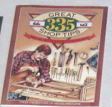 Craft Woodworker's Shop Tips - 96 Pages - Text Book - $13.91