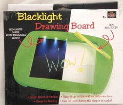 "Lighted Battery Operated Blacklight 9X11"" Drawi... - $20.84"
