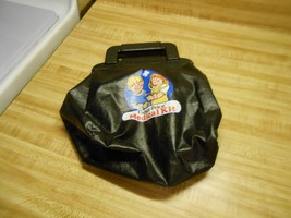 Vintage fisher price medical kit bag ~ black do... - $24.45