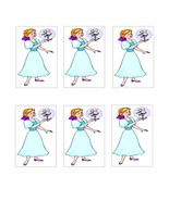 6 Fairy and Dragonfly-Download-ClipArt-ArtClip-... - $3.00