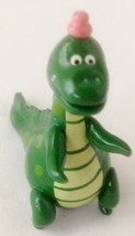 "Whimsical Green 2"" Dragon Dinosaur Figurine - $9.05"