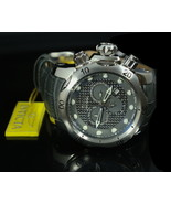 Invicta reserve 15463 52mm venom swiss chronograph gray carbon fiber dial strap watch  thumbtall