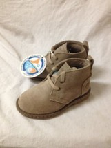 Little Boys Tan Suede Timberland Boots Size 5.5 New - $25.73