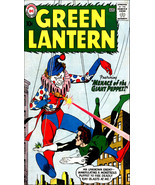 Green Lantern Fridge Magnet - $3.95