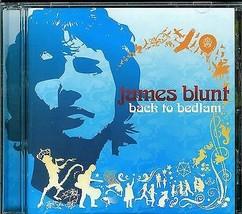 JAMES BLUNT  * BACK TO BEDLAM *  CD - $3.00