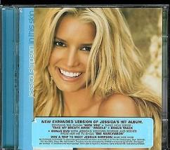 JESSICA  SIMPSON * IN THIS SKIN * PLUS BONUS DVD - $3.00