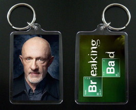 BREAKING BAD keychain / keyring Jonathan Banks MIKE EHRMANTRAUT - $7.91