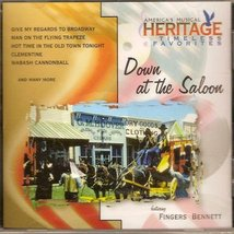 Down At The Saloon [Audio CD] Fingers Bennett - $5.92