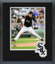 Jace Fry 2018 Chicago White Sox Pitcher -11x14 Team Logo Matted/Framed Photo - $43.95