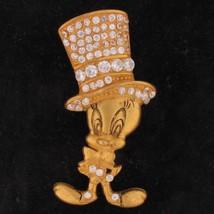 PIN BROOCH Tweety Bird WARNER BROS Looney Tunes... - $99.99