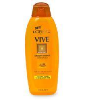 Primary image for LOreal Vive Smooth Intense Anti Frizz Shampoo Nutrileum 2 Bottles Hair Care New