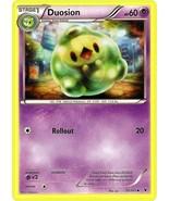 Duosion 51/101 Uncommon Noble Victories Pokemon Card - $0.99
