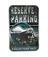 NFL Philadelphia Eagles Reserved Parking Sign - $15.95