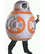 Disney Star Wars BB-8 The Force Awakens Halloween Inflatable Costume R2-... - $29.95
