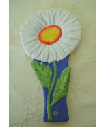 Spoon Rest, Ceramic, Daisy, Flower Daze Collection - $9.00