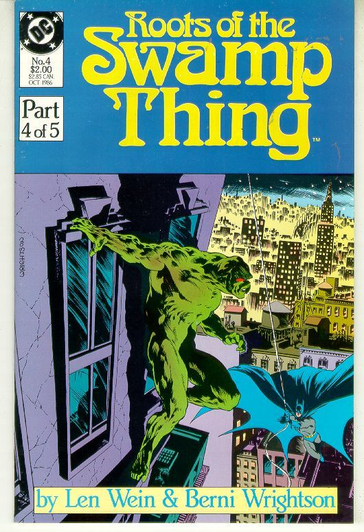 Roots of the swamp thing  04