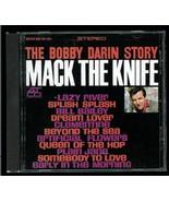 THE  BOBBY  DARIN  STORY  *MACK THE KNIFE*  - $3.00