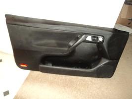 2000 Volkswagen Cabrio 2 Dr Coupe Driver Left Interior Carbon Door Panel Trim - $143.55