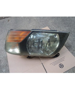 2001 MITSUBISHI MONTERO XLS DRIVER LEFT HEADLIGHT - $143.55