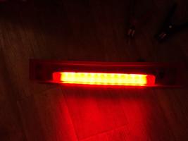 03 VOLVO XC90 REAR THIRD BRAKE LIGHT LAMP LIGHT NR  9483947 - $94.05