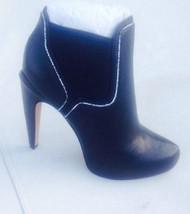 Women's Black Leather Sam Edelman  Boots Size 9 New - $49.49