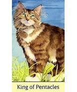 Cat's Eye Tarot Magnet #2 - $5.99