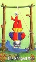 The Hanged Man Cat Tarot Magnet - $5.99