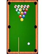 Billiards - Pool Magnet #5 - $7.99