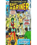 Prince Namor, The Sub-Mariner Comic Book Cover Art Magnet #2 - $4.99