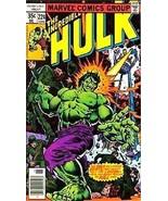 The Incredible Hulk Comic Book Cover Art Magnet #2 - $4.99