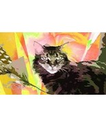 Cat Magnet #36 - $6.99