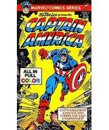 Captain America Comic Book Cover Art Magnet #3 - $4.99