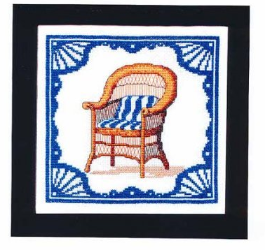 Primary image for Front Porch Sittin cross stitch chart Bobbie G Designs