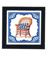 Front Porch Sittin cross stitch chart Bobbie G Designs - $6.30