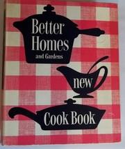 Better Homes Gardens Cookbook 1950s 9 listings