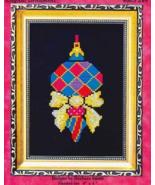 Elegant Ornament cross stitch chart Bobbie G Designs - $6.30