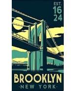 Brooklyn New York Magnet - $7.99