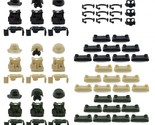 Accessories armor sandbags compatible for lego brickarms minifigures minifigs pack thumb155 crop