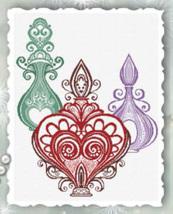 Profumi e Ricordi cross stitch chart Alessandra Adelaide Needlework - $15.30