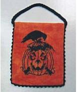 Knock Knock halloween cross stitch chart Blackberry Lane Designs - $7.20