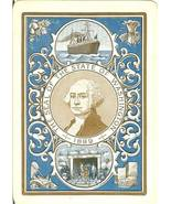 1899 washington state souvenir playing cards ge... - $149.99