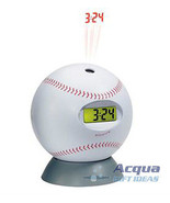 See Time on Ceiling Wall / Projector Alarm Clock w/ Date Month Snooze Ba... - $148.88